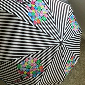Henri Bendel Limited Edition Striped Umbrella